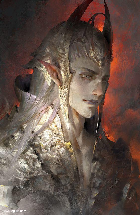 King Anondel Quietstorm (dead)
