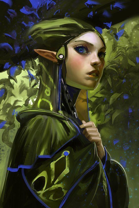 Princess Kaylel Quietstorm
