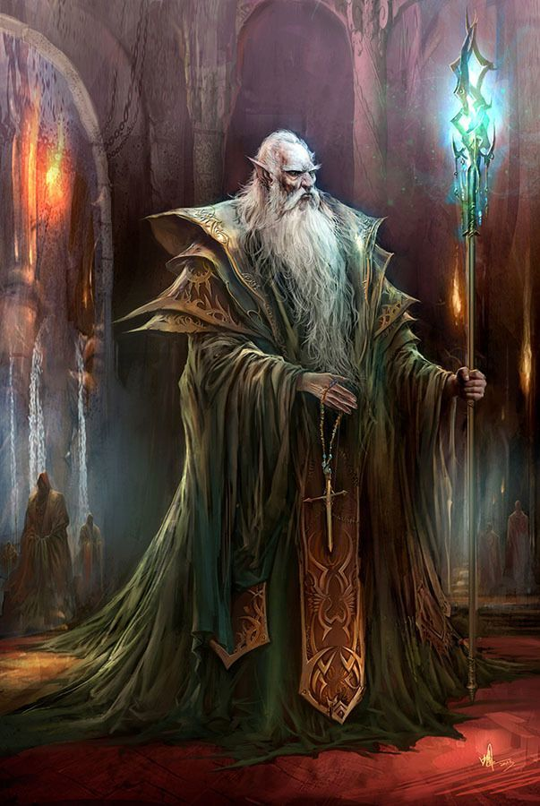 Former King Cyran Quietstorm