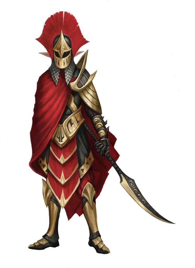 The Autumn Knight