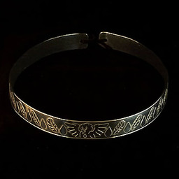 Grey Metal Circlet