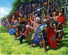 RK-Followers: Barbarian Warriors