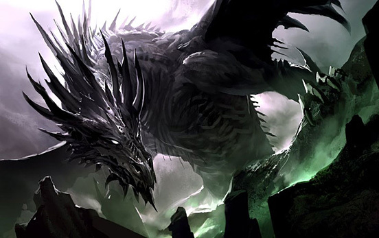 Nevith, The Black Dragon