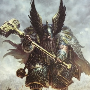 Prince Benjamin Dragonblood