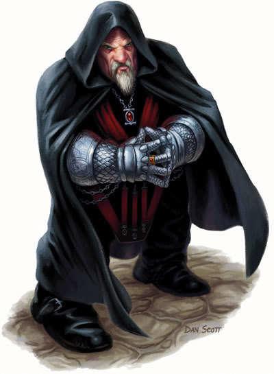 Prince Enoch Dragonblood