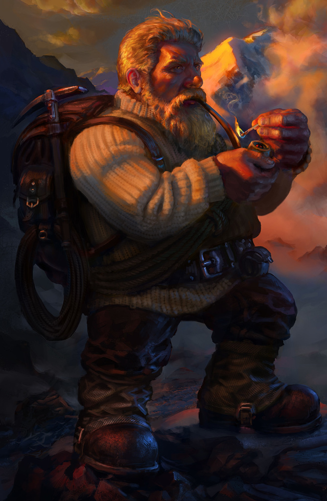 Abraham Axedigger