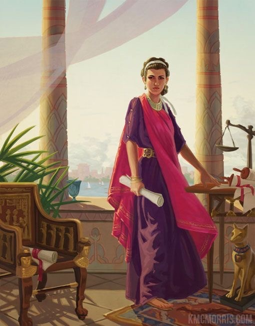 Empress Deomina Ezkire