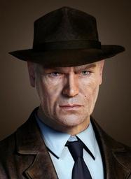 Lieutenant Daniel John McClane