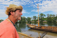 Tooey, Boatman of Newton