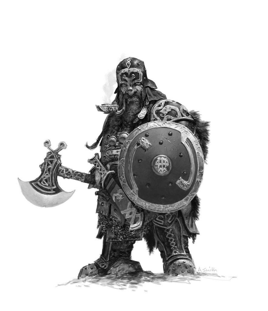 Dolin Frostbeard