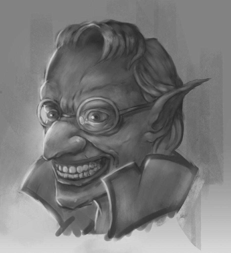 Professor Gobstein