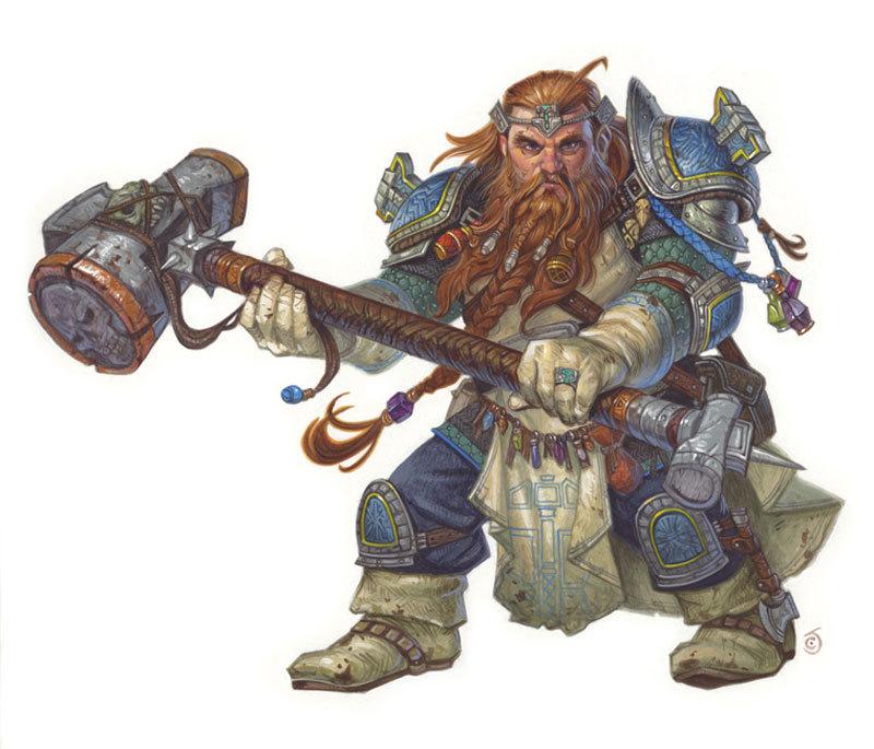 Armon Stonebeard