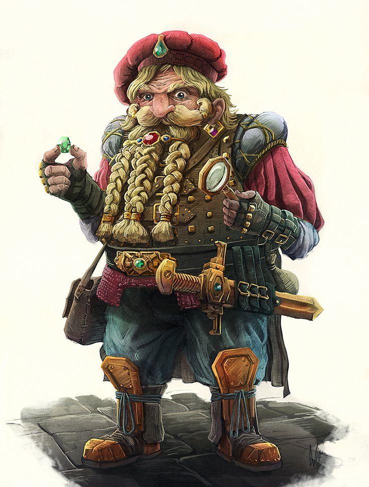 Durston Goldbeard