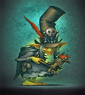 Finley La Croix (Gentleman Goblin)