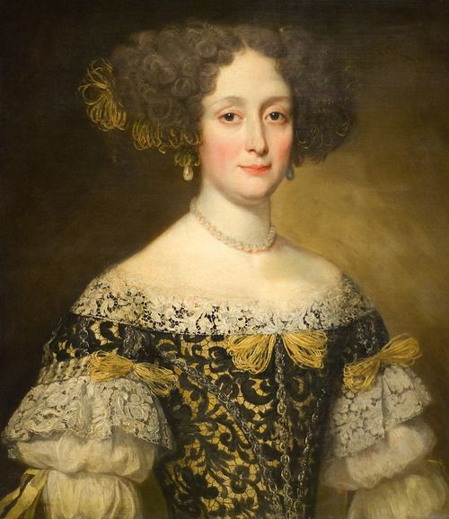 Duchess Mariana Riché du Paroisse