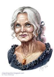 Old Mrs Tumbleton