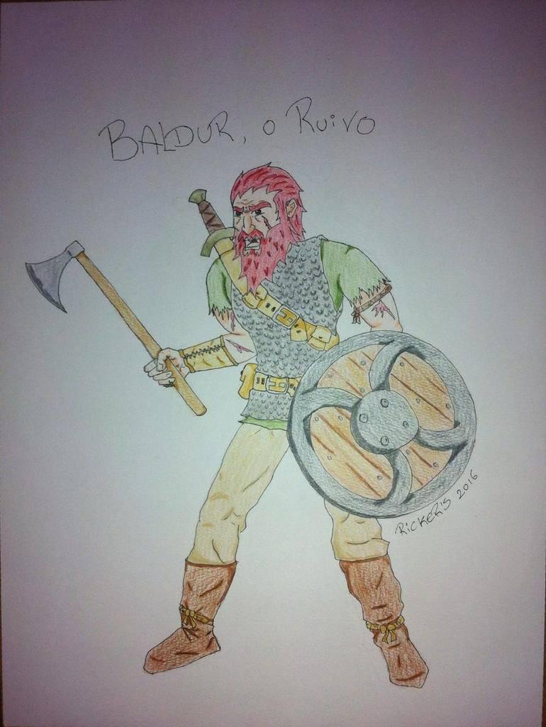 Baldur o Ruivo