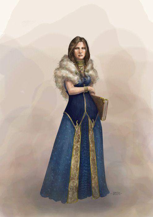 Vanolia Namistra Sologard | Bloom