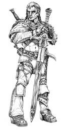 Antoine ''La grosse épée''