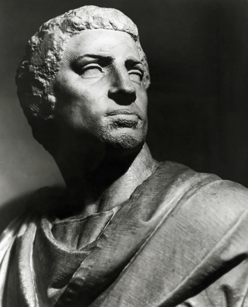 a focus on the characters brutus and caesar in the play julius caesar Useful notes / julius caesar showing some amount of fatherly concern for brutus rex harrison's julius in cleopatra is likewise a nice old man delighted to father.