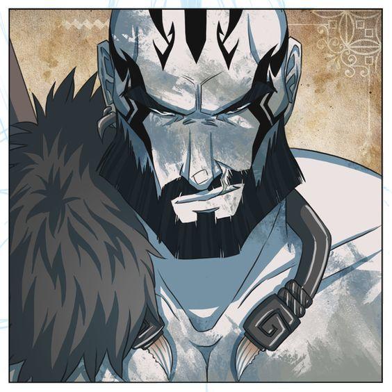 Captain Stonebeard