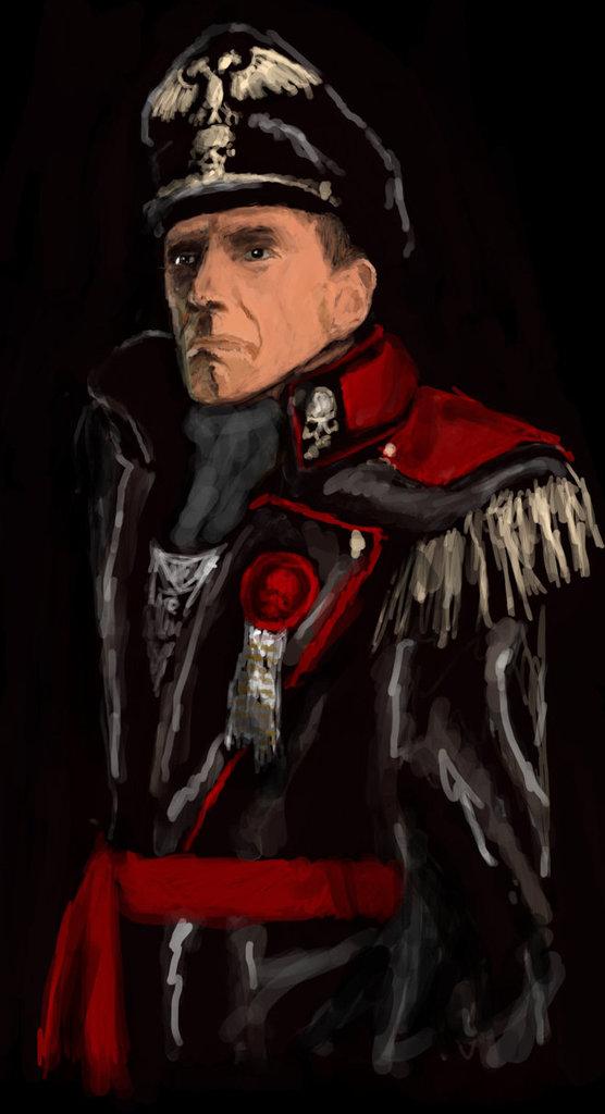 Commissar Harquin