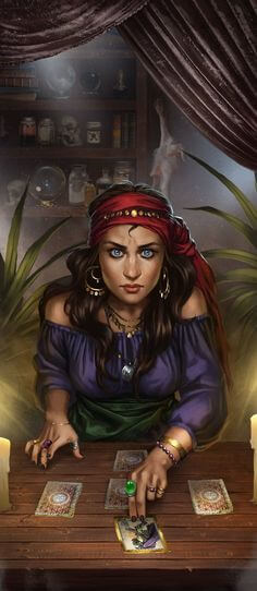 Madame Fate