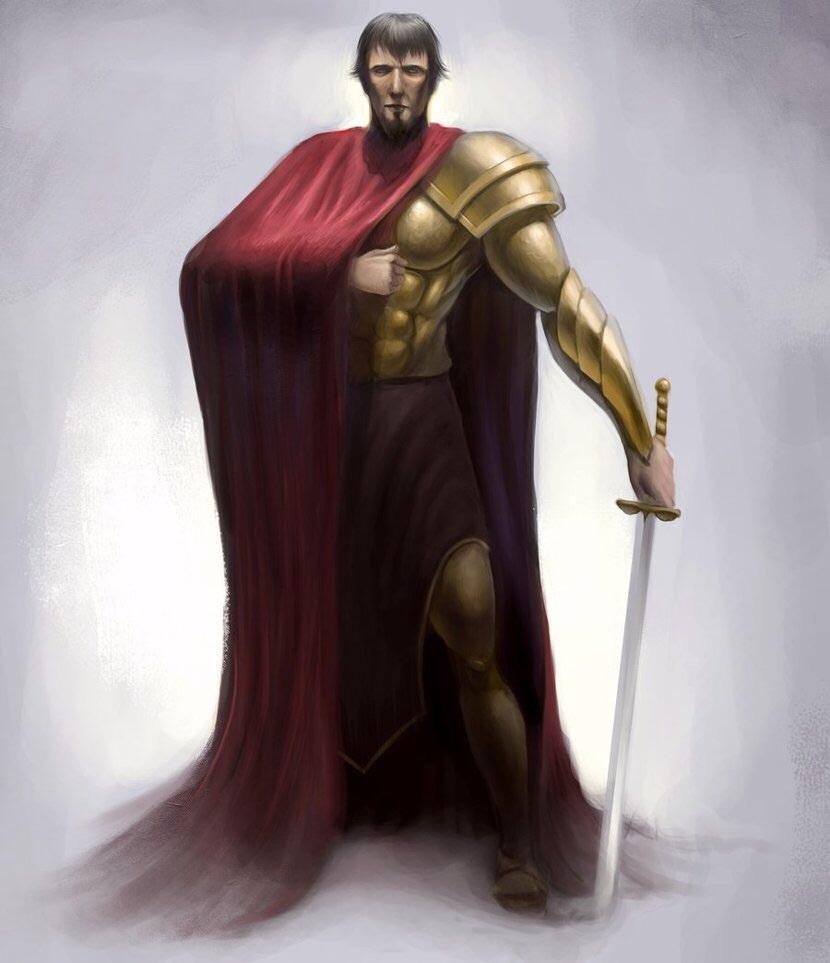 High Lord Solaris