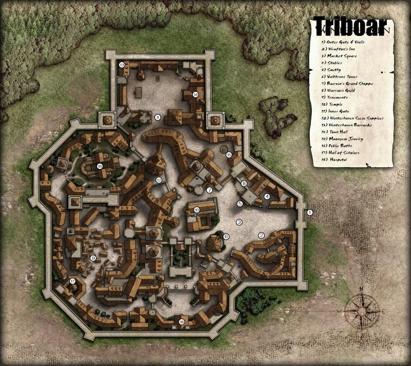 Location- Triboar