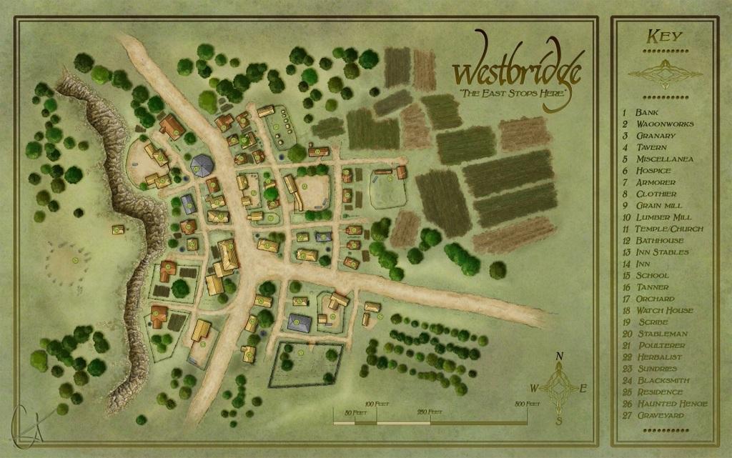 Location- Westbridge