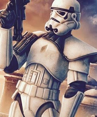 Stormtroopers Sargent