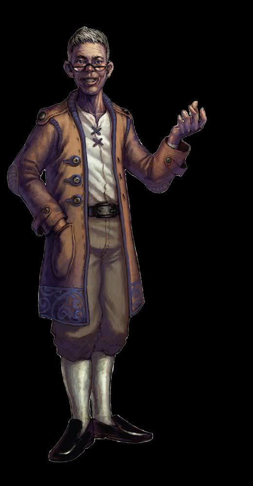 Doctor Phineus Krane