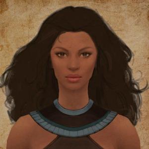 Queen Lamya