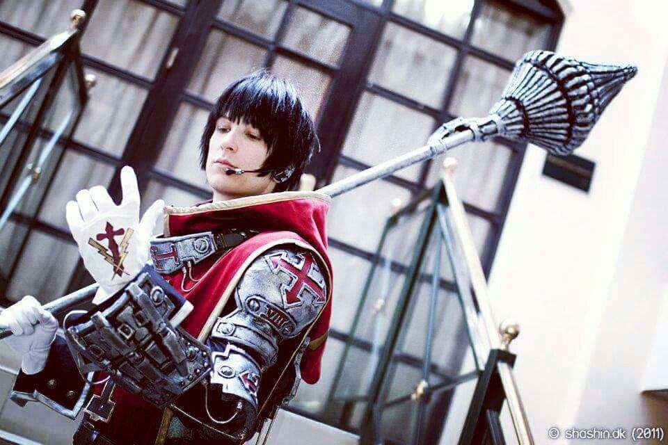 Guardsman Tymonn Reks