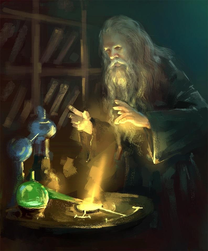 Aberforth the Alchemist
