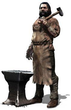 Ulric the Blacksmith