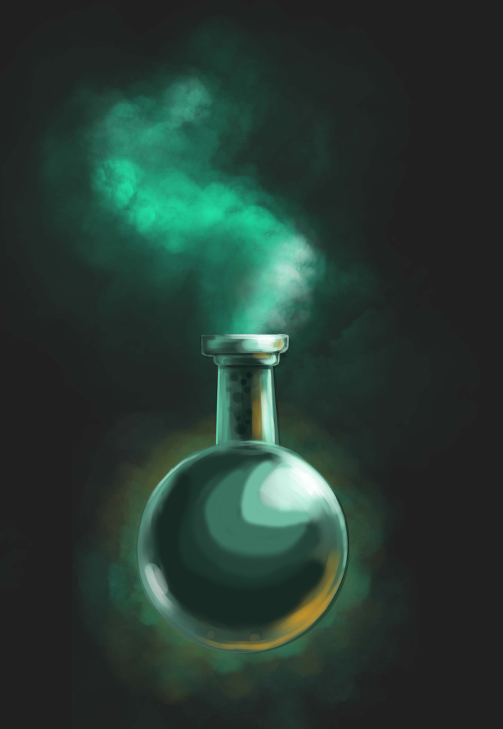 Eversmoking Bottle