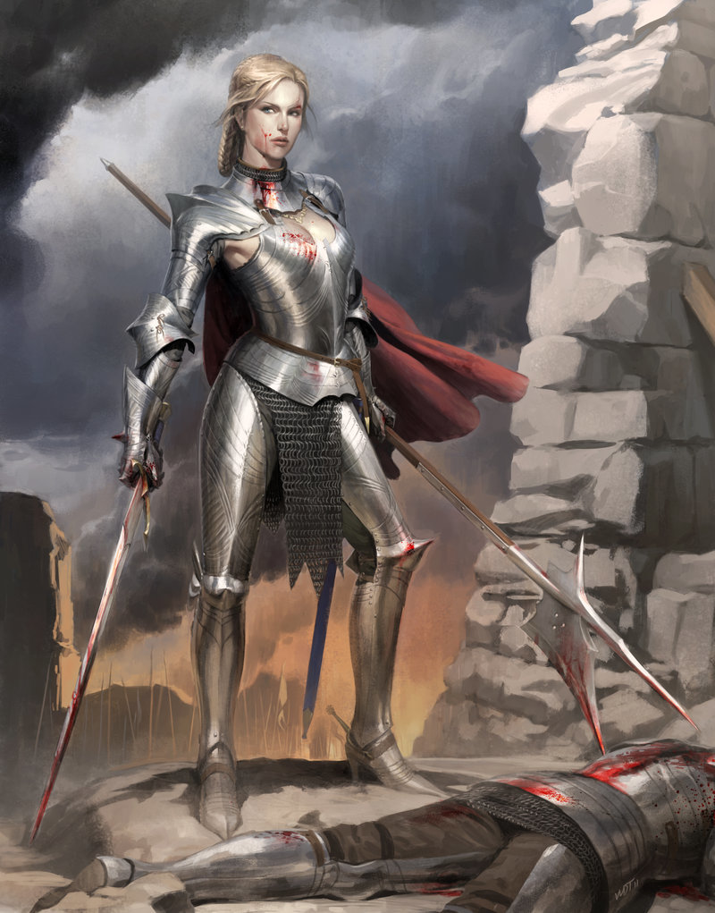 Gayrlana, Lady Bloodsword