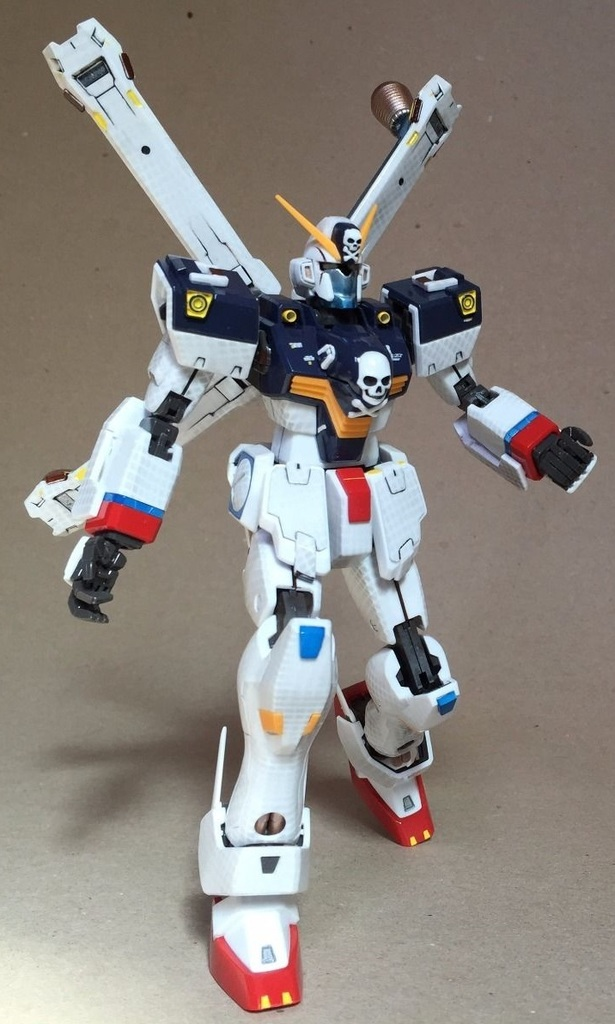 GF15-001NA-PP Pirate Gundam