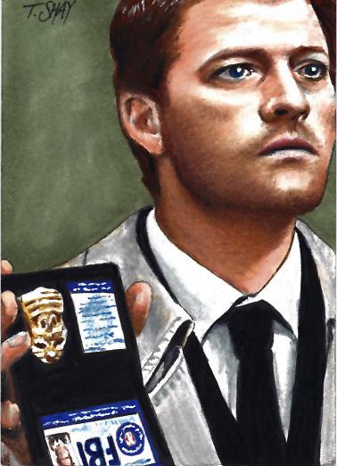Agent Jonah Novak