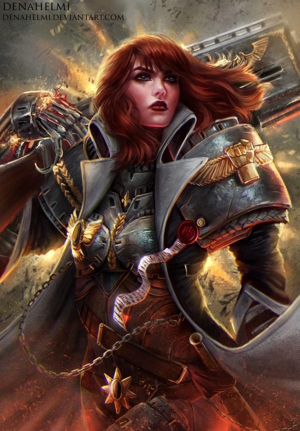 Captain Jucinda Florenza