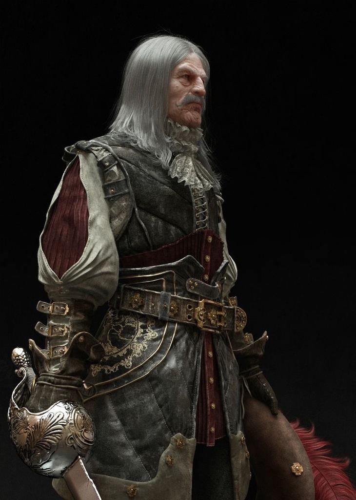 Baron Kristoffer Thüringen von Hochstauffer