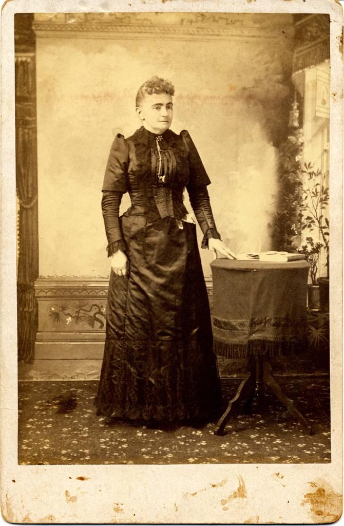 Abigail Wincott