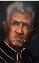Captain Ikar Barkus