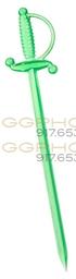 Vicious green sword