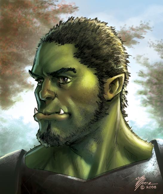 NPC- Ironhead