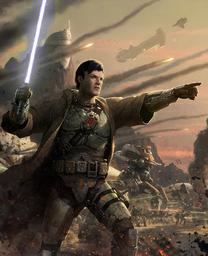 Jedi Knight Collin Manten (Dead)