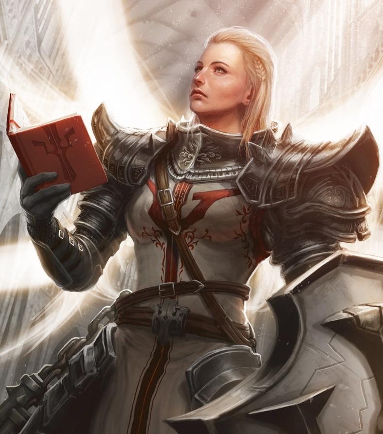 Knight-Commander Maura Vael