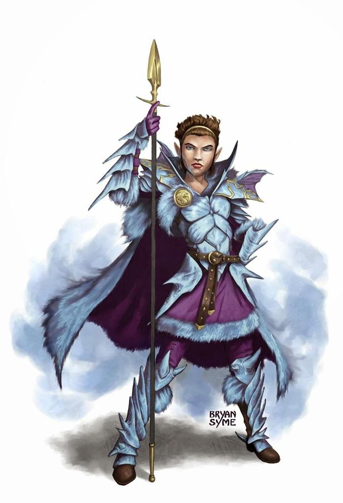 Talis, the White