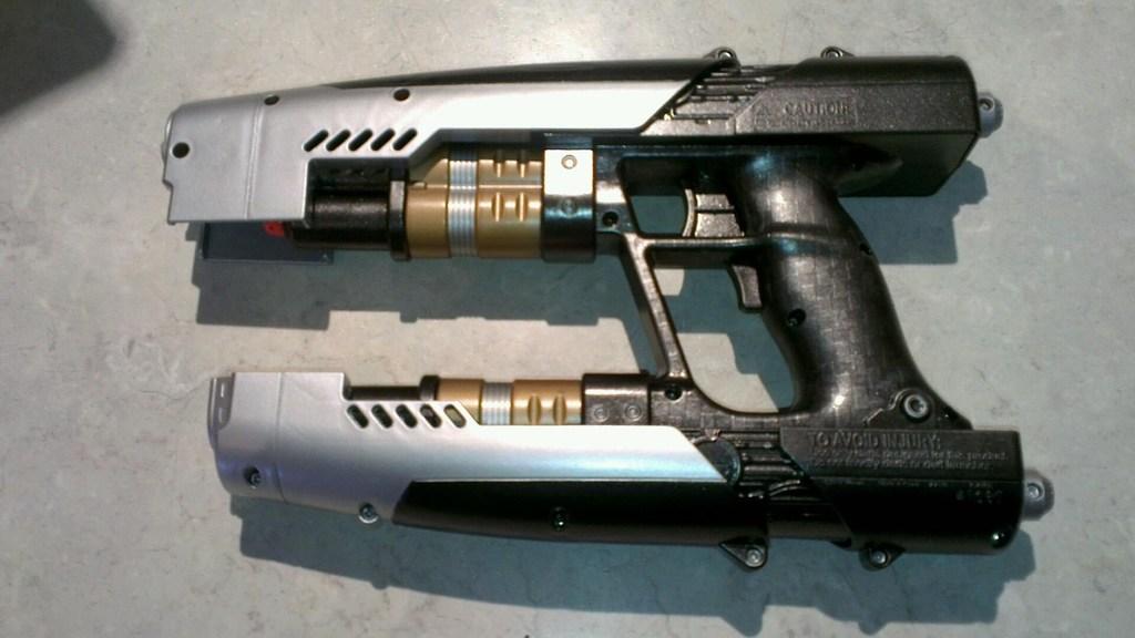 SoroSuub Security S-5 Ascension Gun